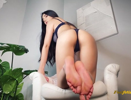 Princess Miki - At step-Mommy's feet