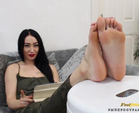 FMUK Foot Fantasies – Relle 2