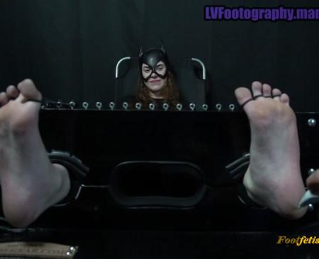 LVFootography – Mildly Ticklish and Loving It Kayla