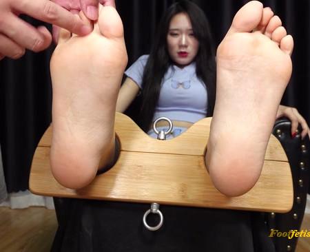 Asian Fetish Club – Sexy asia sole Vietnamese model lv`s TK14