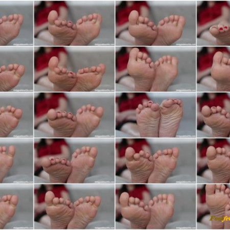 Goddess Lila - Sacrifice For My Feet (Premium User Requests)