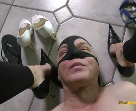 Goddess Iveta – Shoe Choice Humiliation