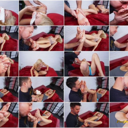 Bratty Foot Girls - Sophia Sweet - Taking out the competition