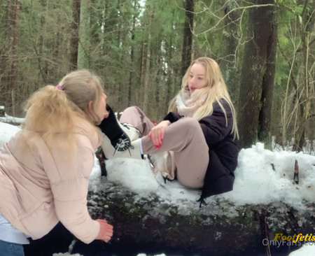 Goddess Anny - I Really Liked The Atmosphere In The Forest, Very Suitable For Bdsm – PLAY WITH ANNY