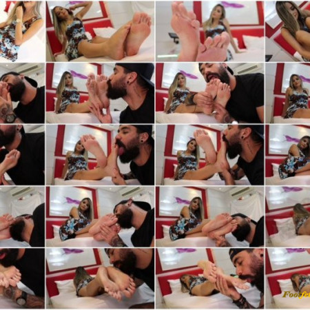 Jhonn – Womens Feet – JULIA – VOL 01