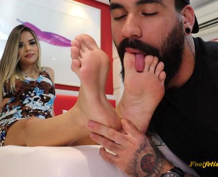 Jhonn – Womens Feet, JULIA, VOL 01